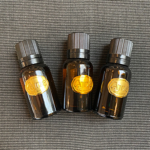 Organic Essential Oil (.5 fl oz)