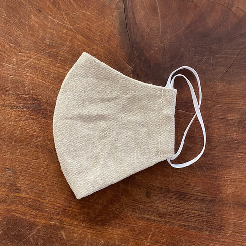 Hemp Canvas Face Mask
