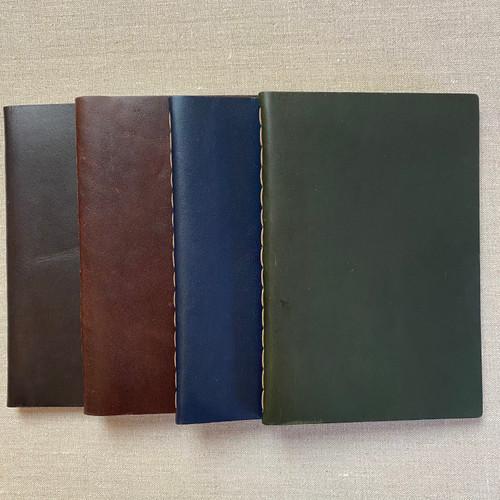Leather Bound Notebook Medium
