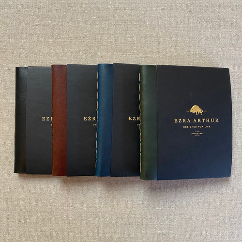 Leather Bound Notebook Small