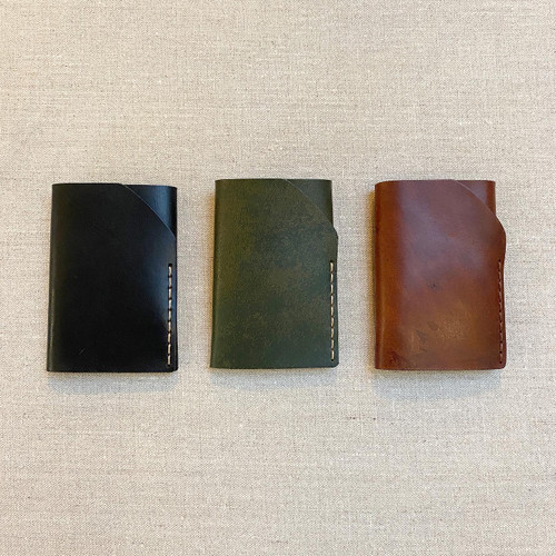 Lear the card wallet