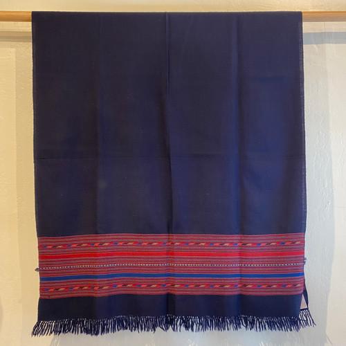 Marino Wool blanket  Boder