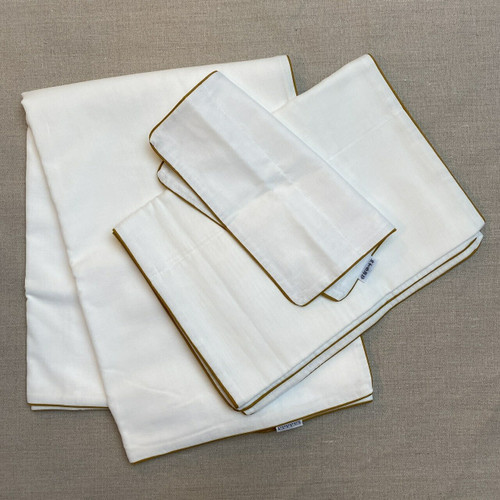 Cotton 5 Layer Bath Towel from Kyoto