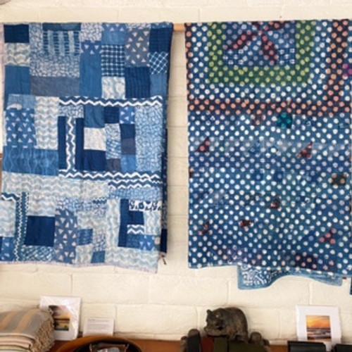 Art Quilt Blues