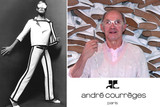 A salute to Space Age 1960s designer Andres Courreges