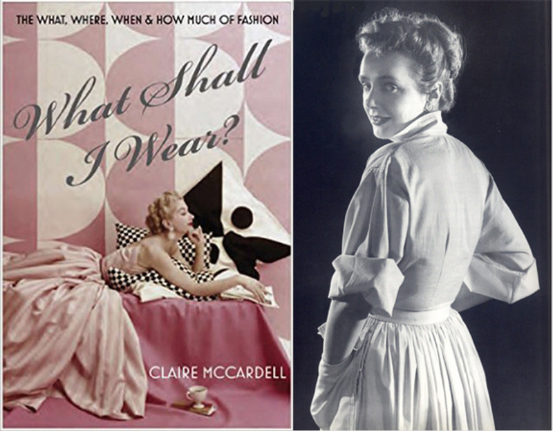 "Vintage Book Review: ""What Shall I Wear"" by Claire McCardell"