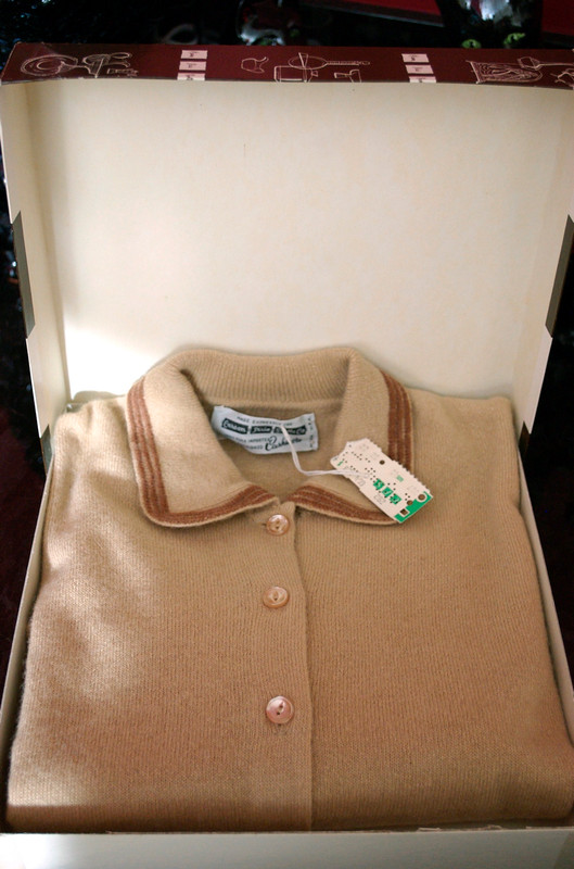 Vintage Cashmere: Luxe and Long-lasting