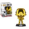 Star Wars - Stormtrooper Gold Chrome SW19 US Exclusive Pop! Vinyl-FUN37653