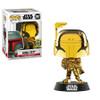 Star Wars - Boba Fett Gold Chrome SW19 US Exclusive Pop! Vinyl-FUN37641