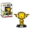 Star Wars - Yoda Gold Chrome SW19 US Exclusive Pop! Vinyl-FUN37651