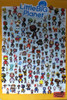 Little Big Planet 3 -Characters- Poster-Laminated Available-90cm x 60cm-Brand New
