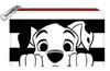101 Dalmatians - Striped Purse-LOUWDWA1147-LOUNGEFLY