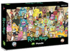Rick & Morty - Total Rickall 1000 piece Jigsaw Puzzle-WINWM00396-WINNING MOVES