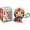 Wonder Woman - Wonder Woman with Lights Lasso Holiday Pop! Vinyl-FUN50652-FUNKO