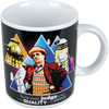 """Doctor Who - Seventh Doctor """"Judge A Man by the Quality of his Enemies"""" Quote Boxed Mug-HMBMUGDR04"""