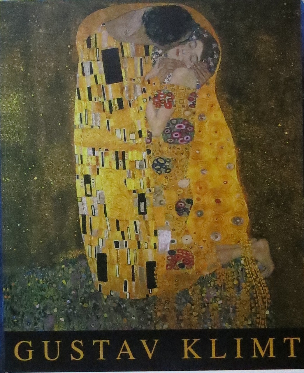 """KLIMT THE KISS - 16"""" X 20"""" - Poster-Laminated available-40cm x 50cm-Brand New"""