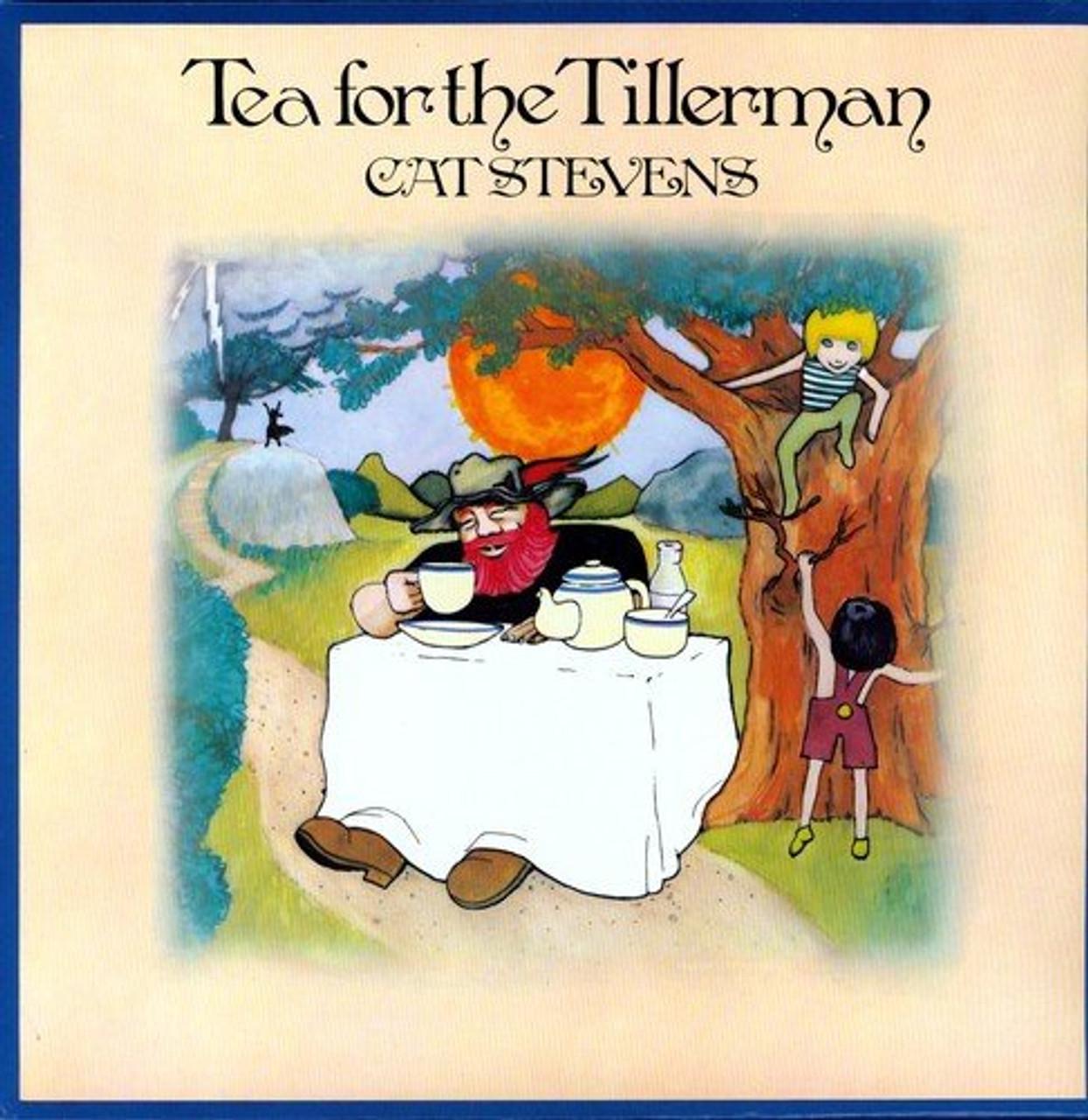 CAT STEVENS -Tea for the Tillerman VINYL LP-Brand New-Still Sealed