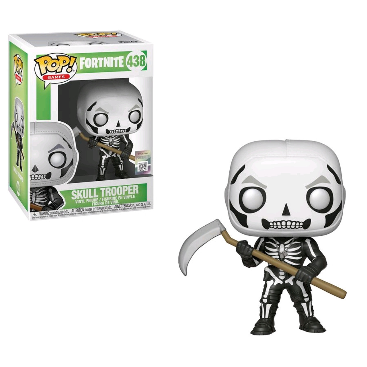 Fortnite - Skull Trooper Pop! Vinyl-FUN34470