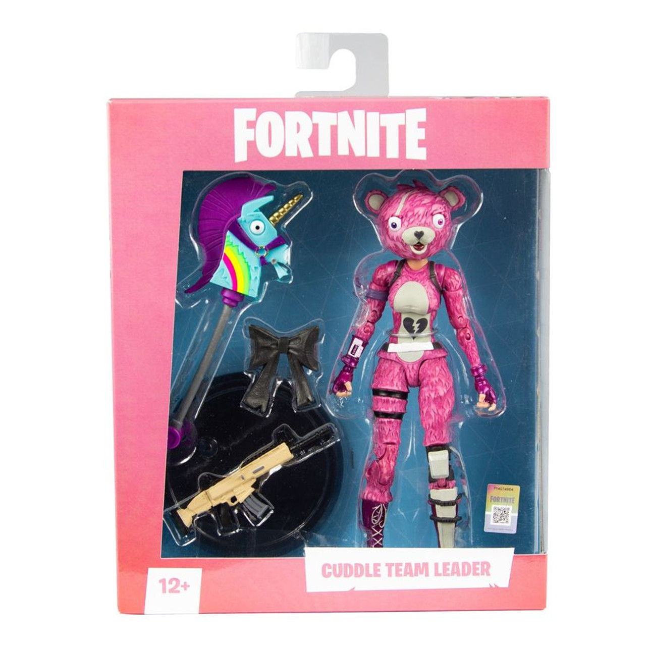 "Fortnite - Cuddle Team Leader 7"" Action Figure-MCF10601"