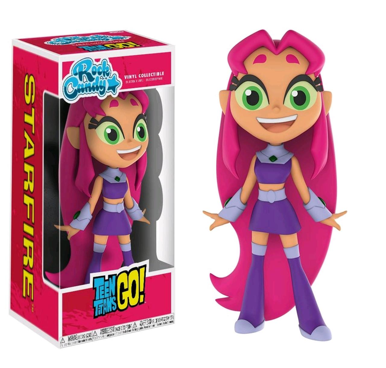 Teen Titans Go! - Starfire Rock Candy-FUN21986