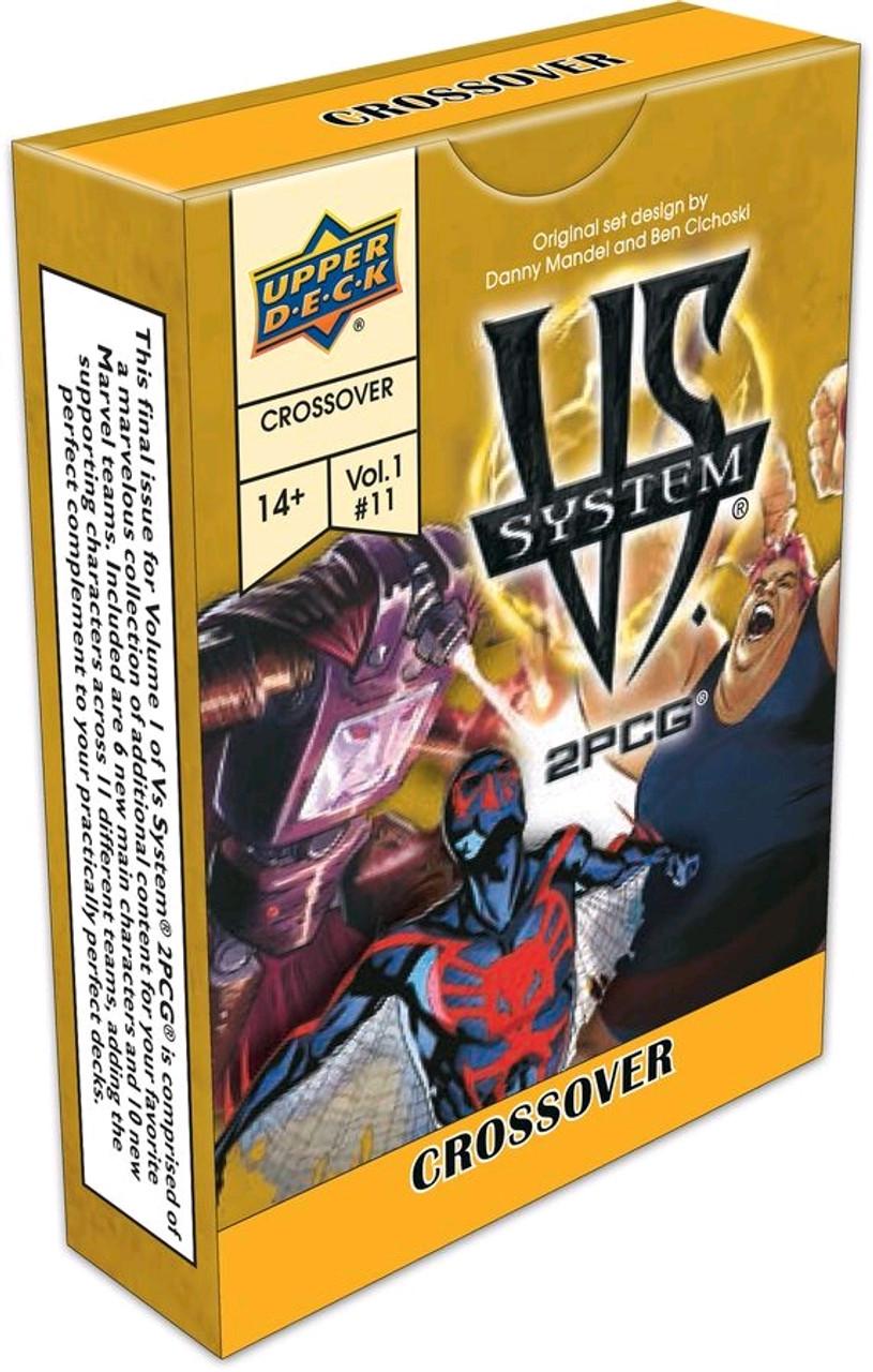 Marvel vs System - Marvel Crossover 2PCG-UPP91234