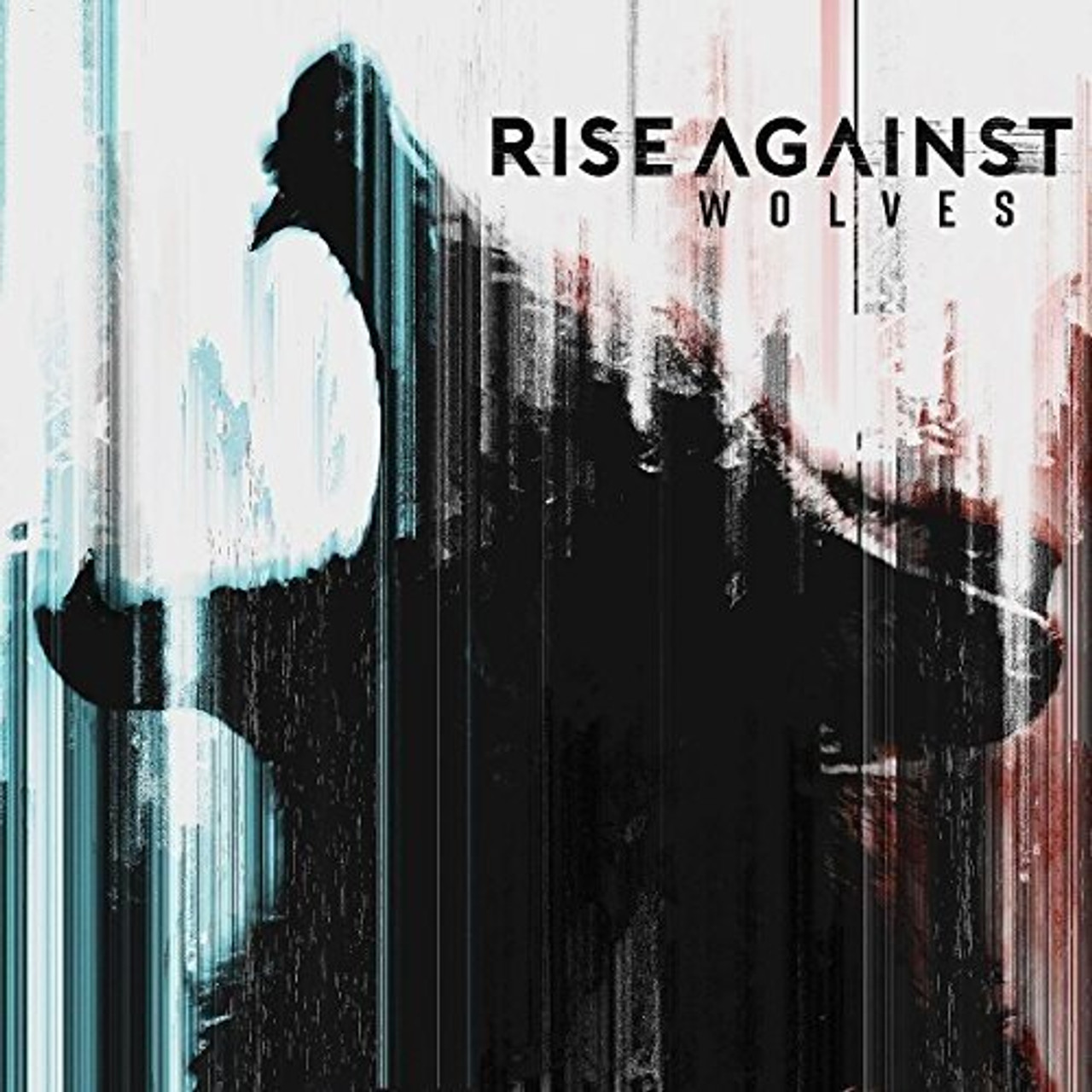 RISE AGAINST-WOLVES   Vinyl LP-Brand New-Still Sealed
