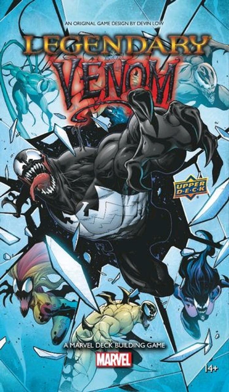 Marvel Legendary - Venom Deck-Building Game Expansion-UPP90753
