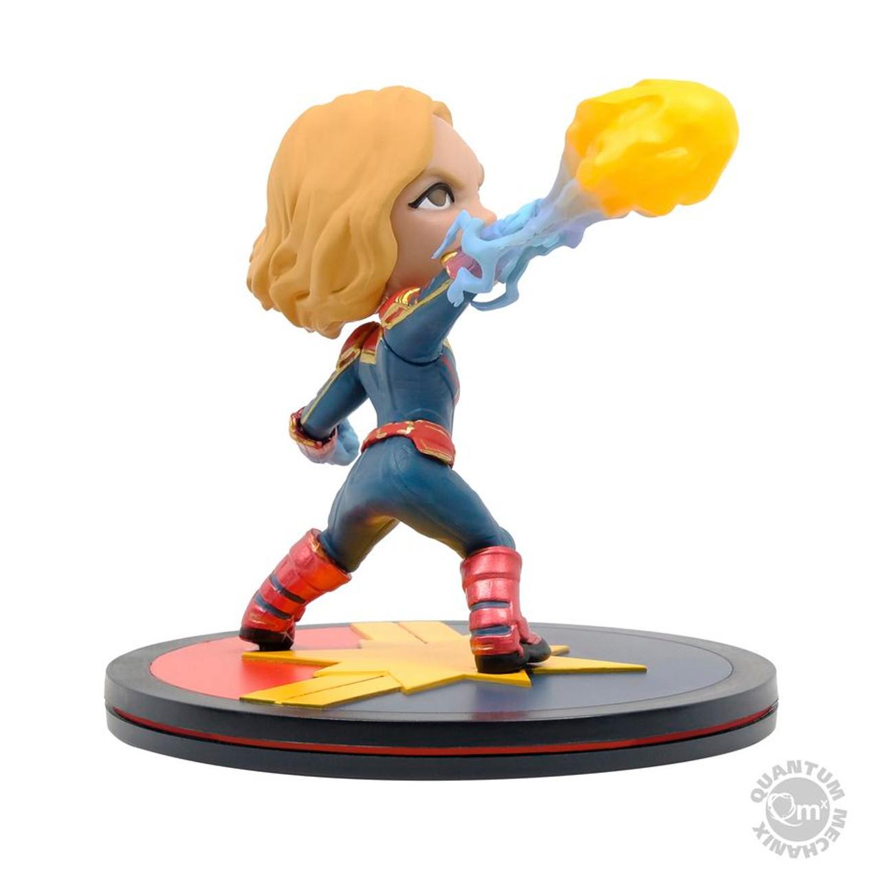 Captain Marvel - Captain Marvel Q-Fig Diorama-QMXMVL-0041