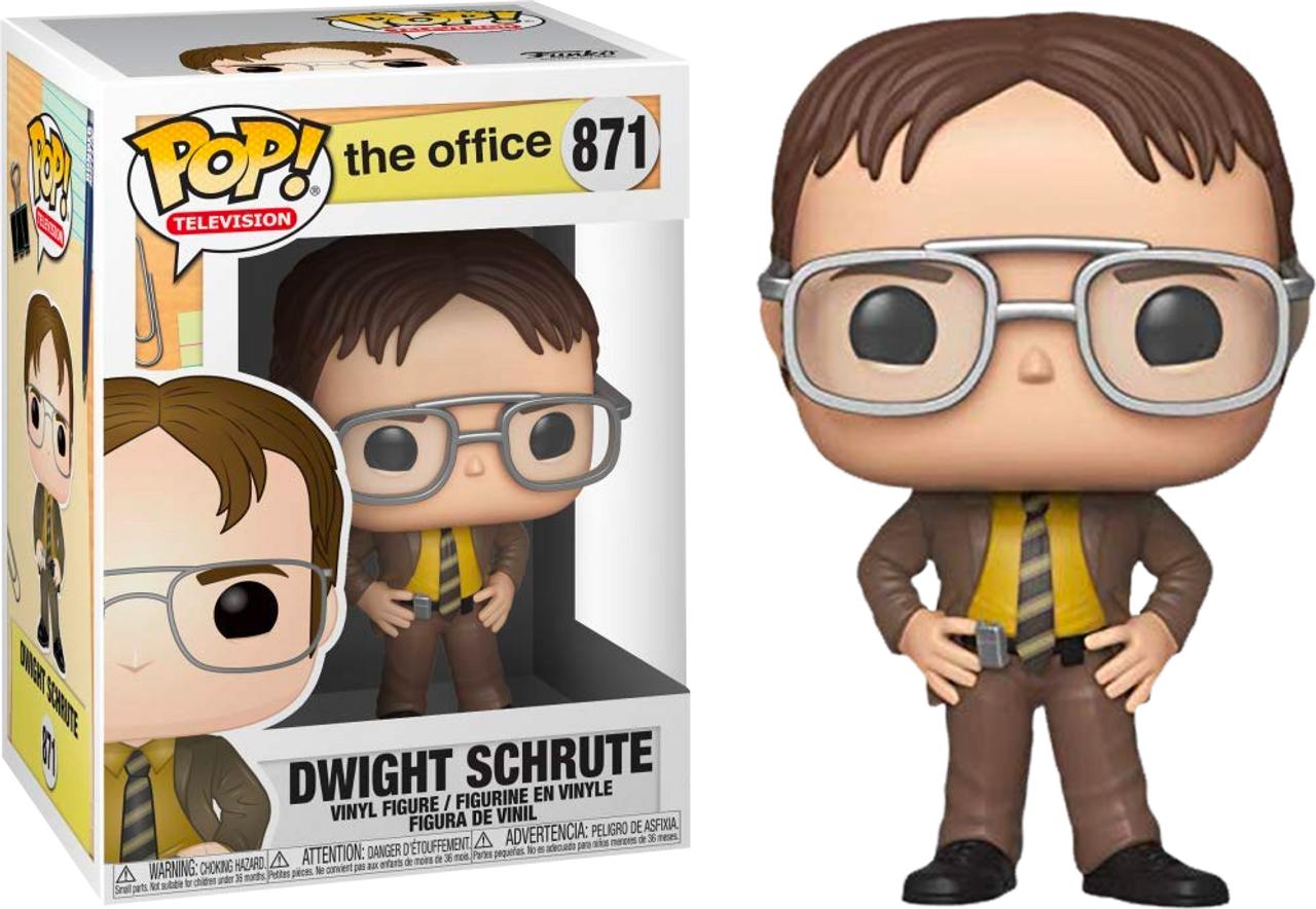 The Office - Dwight Schrute Pop! Vinyl-FUN34906-FUNKO