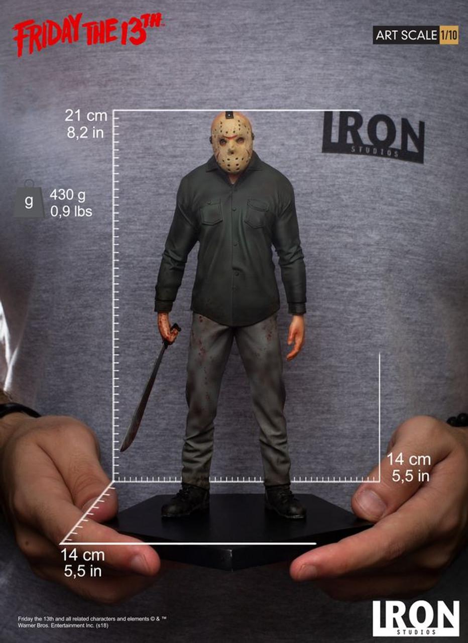 Friday the 13th - Jason Voorhees 1:10 Scale Statue-IRO02658-IRON STUDIOS
