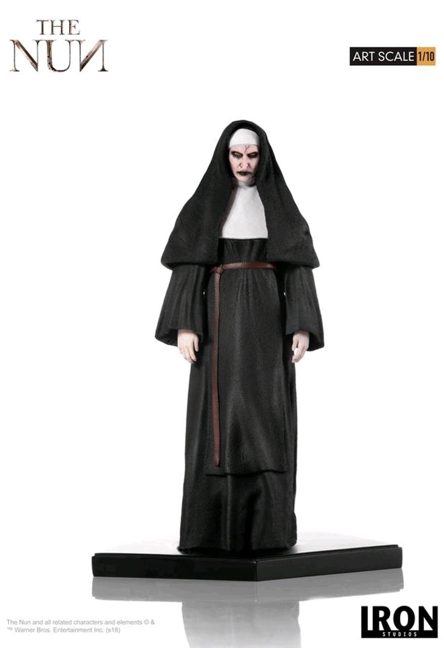 The Nun - 1:10 Scale Statue-IRO02610-IRON STUDIOS