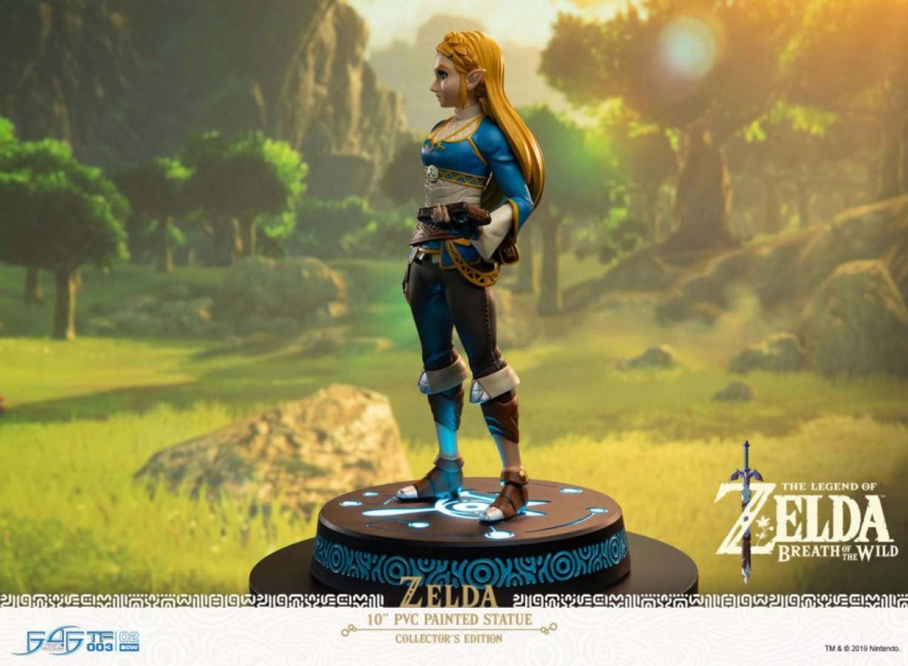 Half Moon Pose Zelda