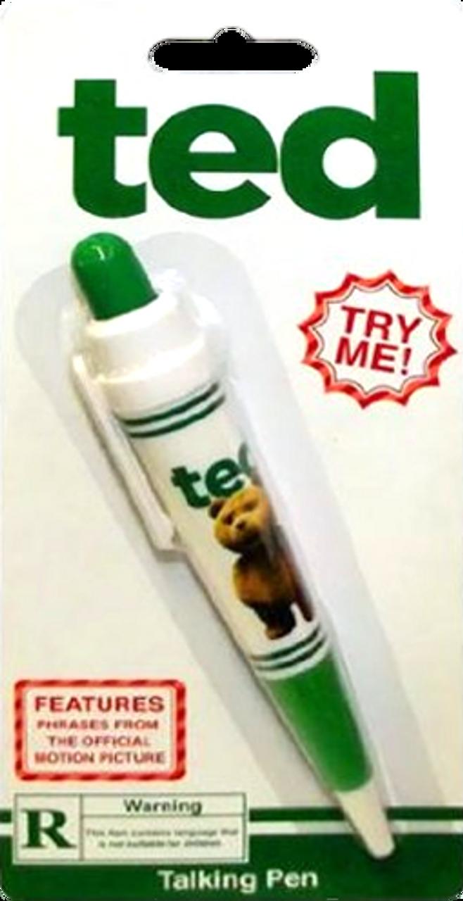 Ted - Talking Pen-CTN95847