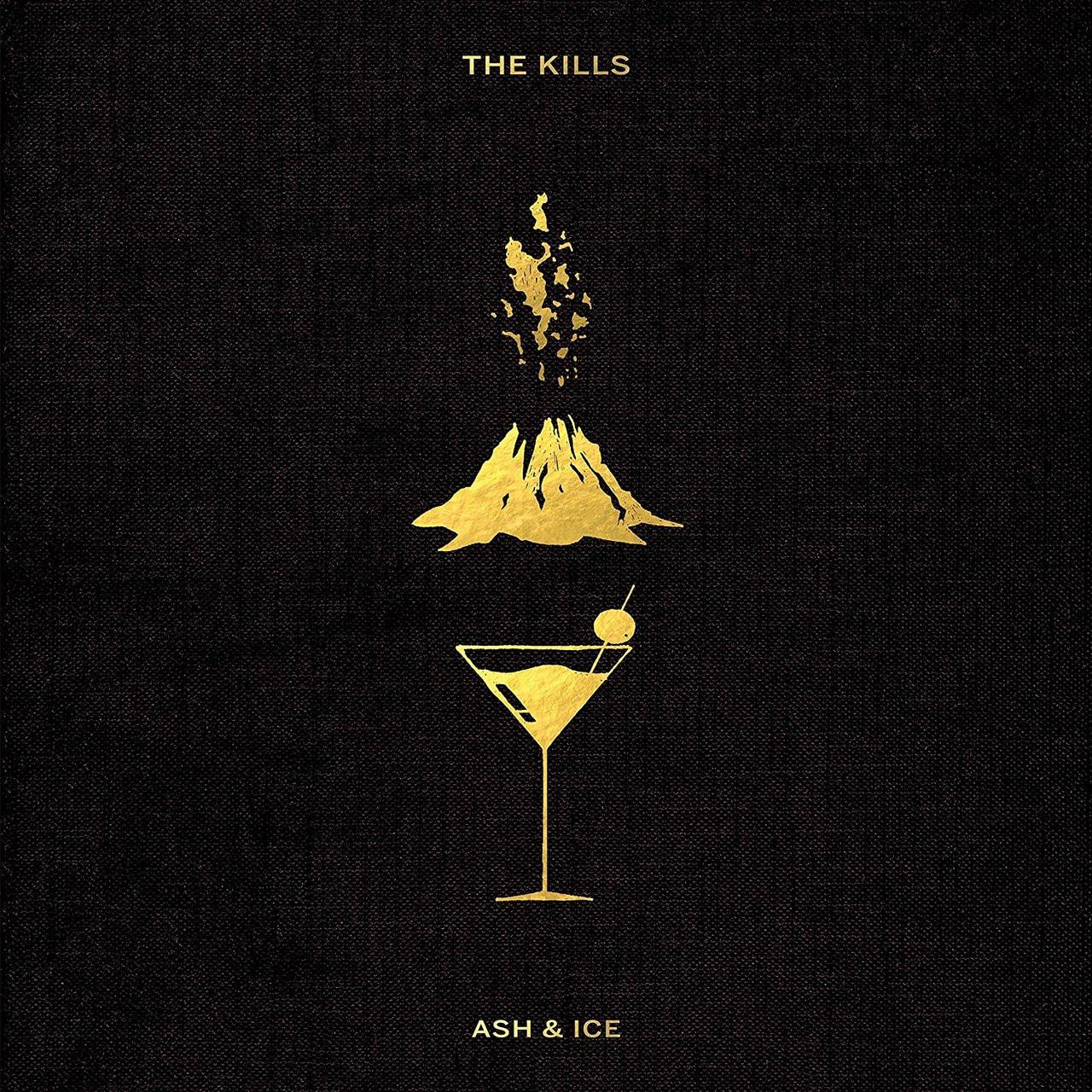 THE KILLS  -Ash & Ice-CD-Brand New/Still sealed
