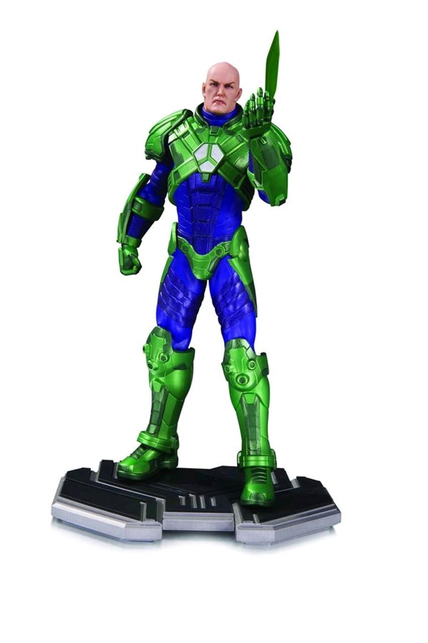 DC Icons - Lex Luthor Statue-DCCJAN160375