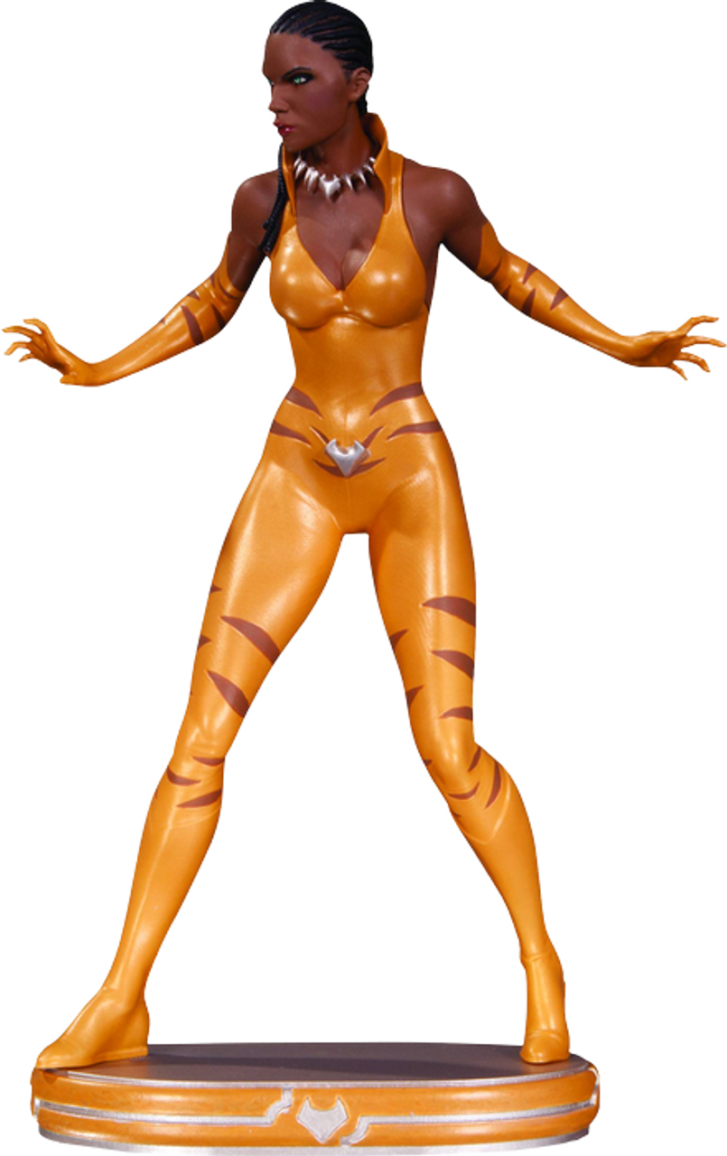 DC Comics - Vixen DC Cover Girls Statue-DCCOCT140414