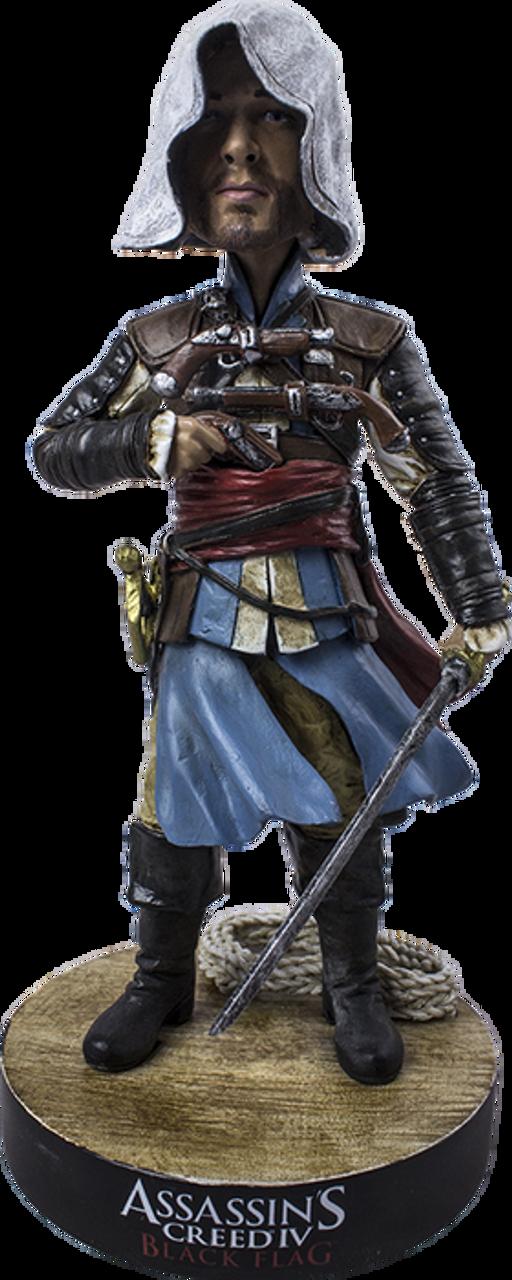 Assassin S Creed 4 Black Flag Edward Bobble Head Iko0570
