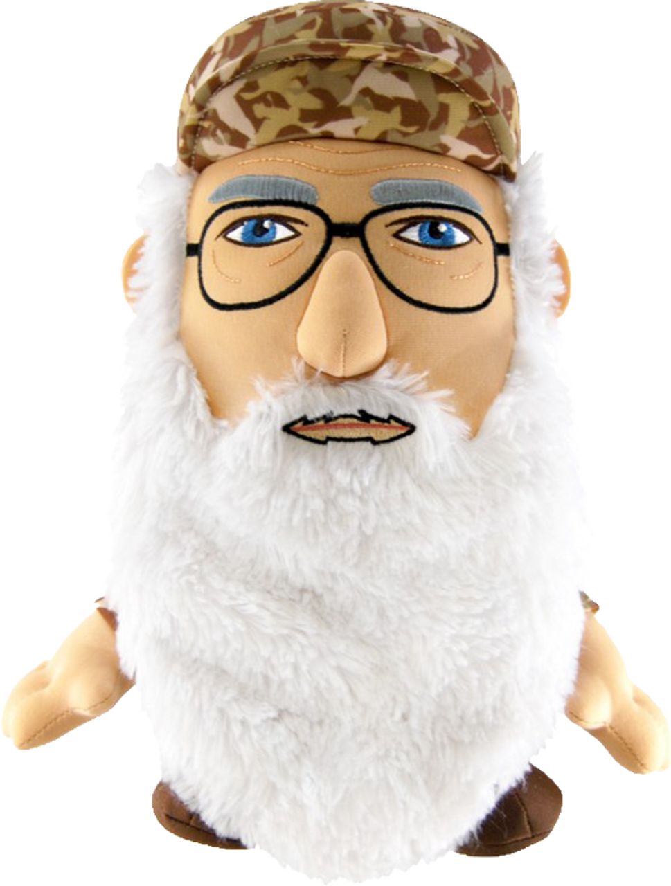 Duck Dynasty - Si Says Interactive Plush-CTN96895