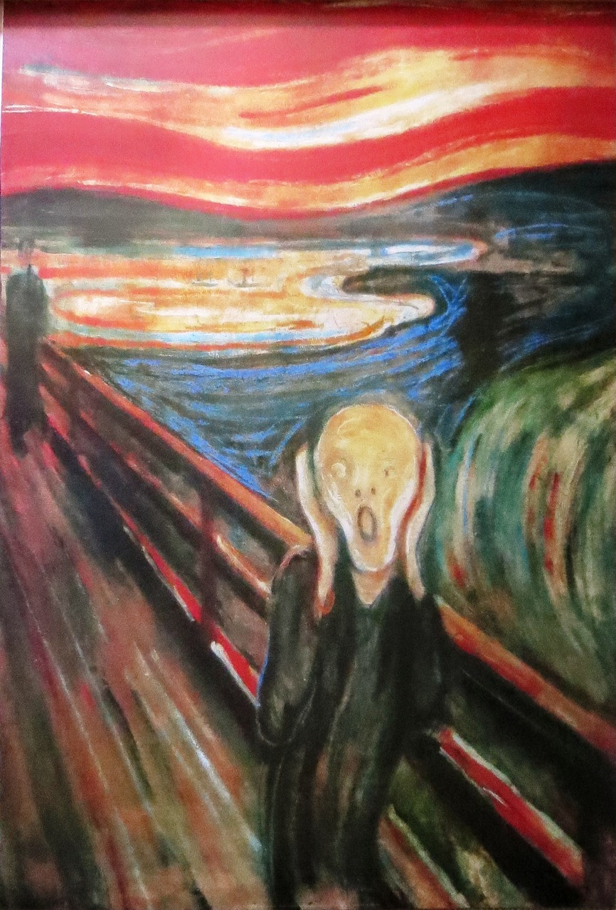 Munch, Edvard - Scream - Poster-Laminated available-90cm x 60cm-Brand New