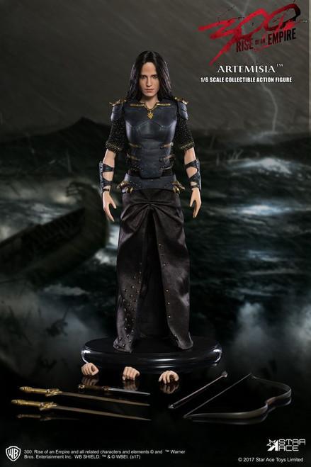 "300 - Rise of an Empire Artemisia 12"" 1:6 Scale Action Figure-SATSA0045"
