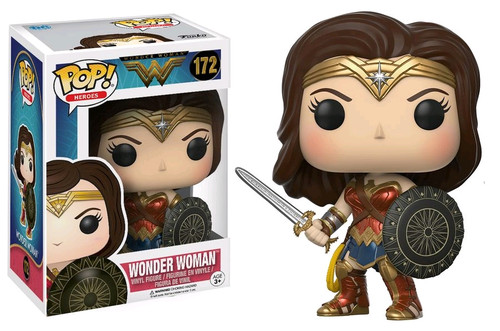 Wonder Woman Movie - Wonder Woman Pop! Vinyl-FUN12545