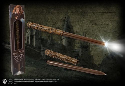Harry Potter - Hermione Illuminating Wand Pen-NOBNN8044