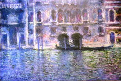 Claude Monet art  Palazza da Mula- Poster-Laminated available-90cm x 60cm-Brand New