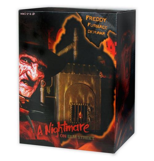 A Nightmare on Elm Street - Freddy Krueger's Furnace Diorama-NEC39819