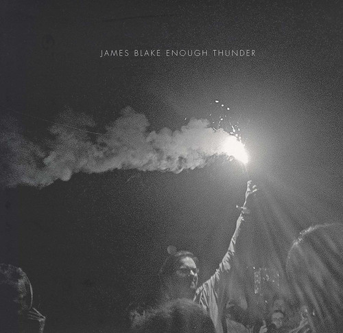 JAMES BLAKE-ENOUGH THUNDER- Vinyl LP-Brand New-Still Sealed