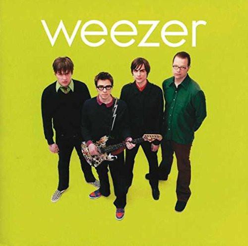 WEEZER-GREEN ALBUM - Vinyl LP-Brand New-Still Sealed