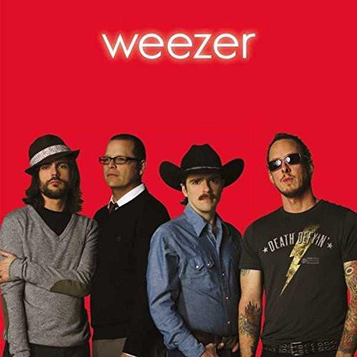 WEEZER-RED ALBUM- Vinyl LP-Brand New-Still Sealed
