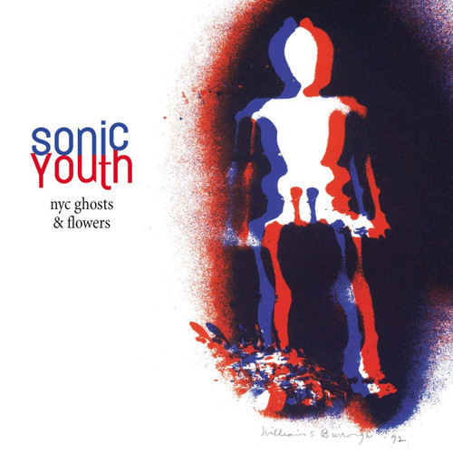 SONIC YOUTH-NYC GHOSTS & FLOWERS - Vinyl LP-Brand New-Still Sealed