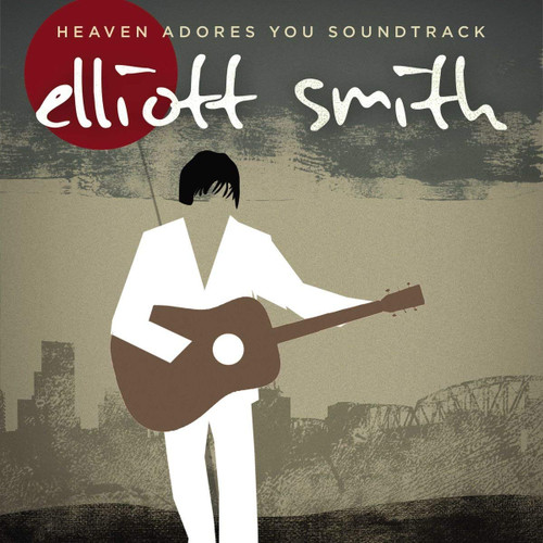 ELLIOT SMITH-HEAVEN ADORES YOU SOUNDTRACK- Double Vinyl LP-Brand New-Still Sealed