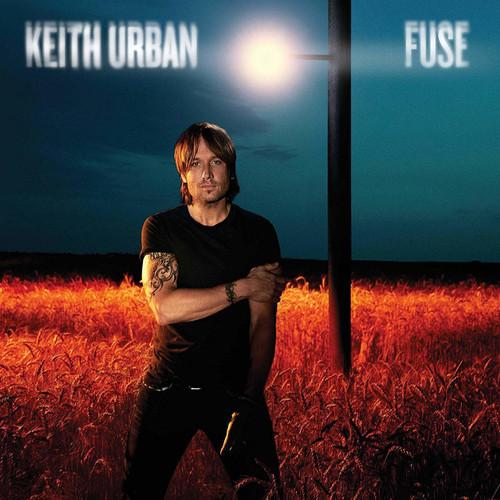 KEITH URBAN-FUSE- Vinyl LP-Brand New-Still Sealed